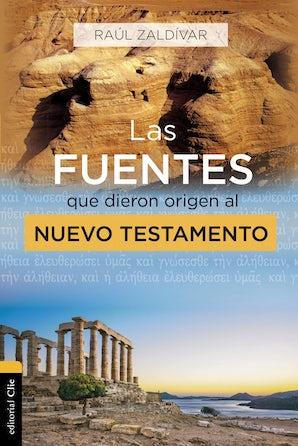 Las fuentes que dieron origen al Nuevo Testamento book image