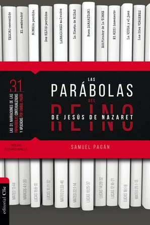 Las Parábolas del Reino de Jesús de Nazaret Paperback