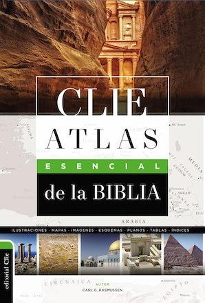 CLIE Atlas Esencial de la Biblia book image