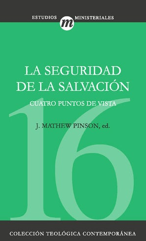 La seguridad de la salvación book image