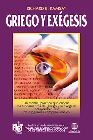 Griego y exégesis book image