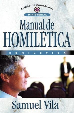 Manual de homilética book image