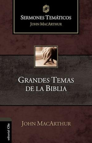 Grandes temas de la Biblia book image