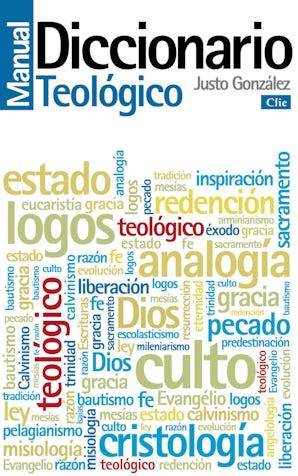 Diccionario manual teológico Paperback  by Justo L. Gonzalez
