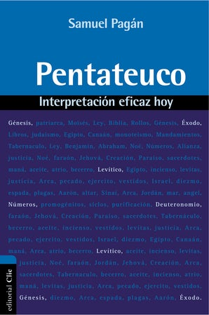 Pentateuco Paperback  by Samuel Pagán