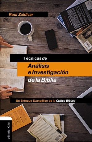 Técnicas de análisis e investigación de la Biblia book image