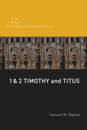 1 and 2 Timothy, Titus book image